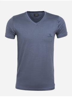 Wam Denim T-Shirt 79493 Lansing Anthracite
