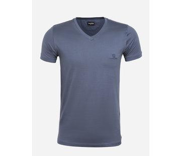 Wam Denim T-Shirt Lansing Anthracite