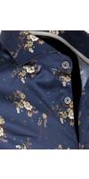 Overhemd Lange Mouw 75631 Anadia Navy
