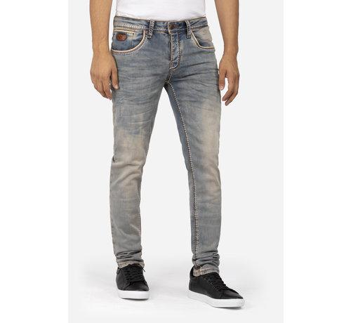 Wam Denim Jeans 72253 Dino Light Navy L32