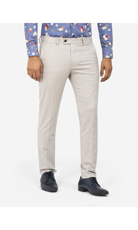 Wam Denim Pantalon 72257 Cesare Off White