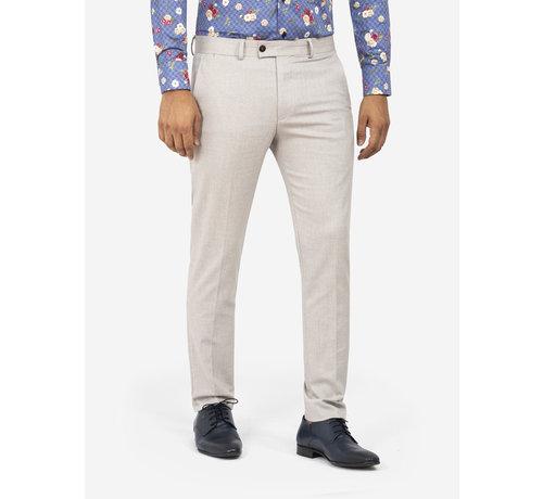Wam Denim Pantalon 72257 Cesare Off White