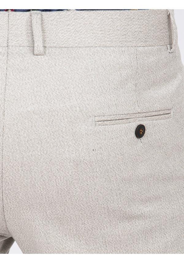 Pantalon 72257 Cesare Off White
