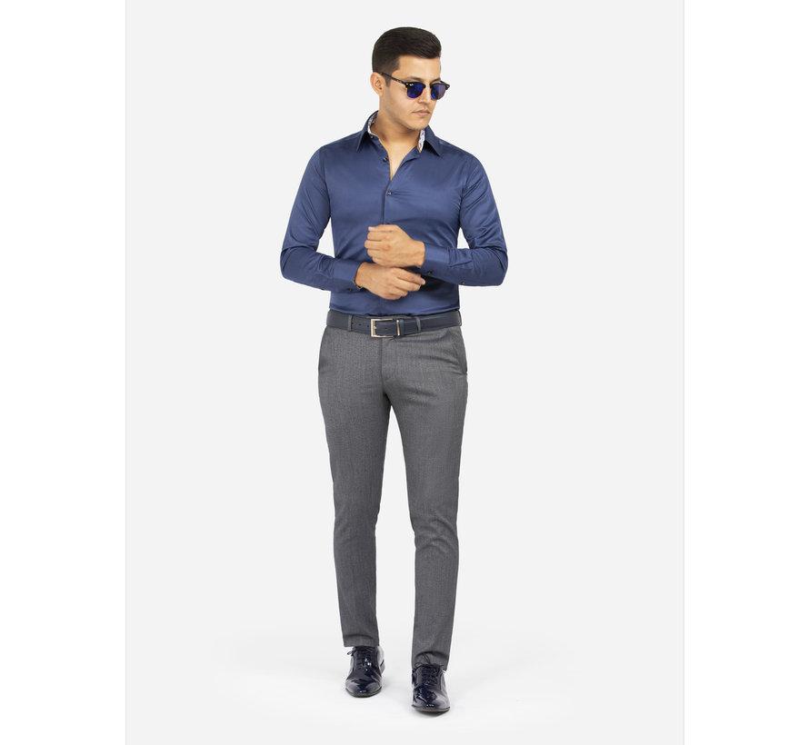 Pantalon 72256 Donato Dark Navy