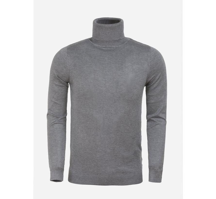Sweater BK776-27 Grey
