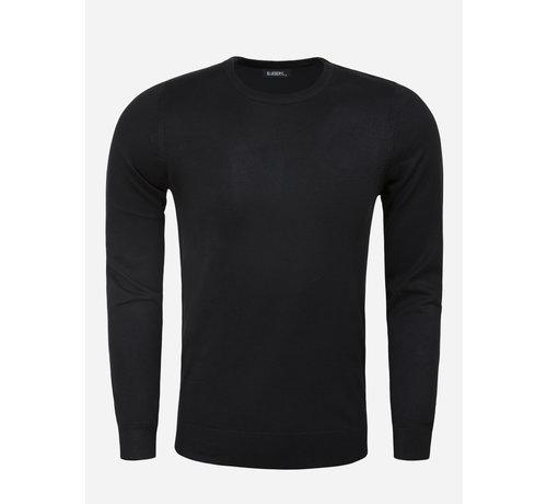 Blueberyl Sweater BK216-13 Black
