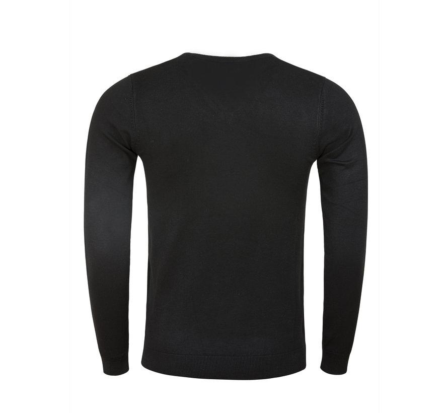 Sweater BK217-1 Black