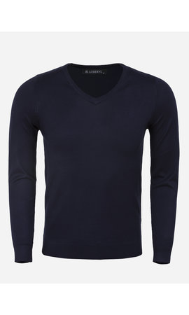 Blueberyl Sweater BK217-18 Blue