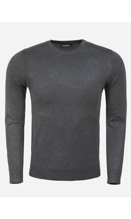 Blueberyl Sweater BK216-8 Anthracite