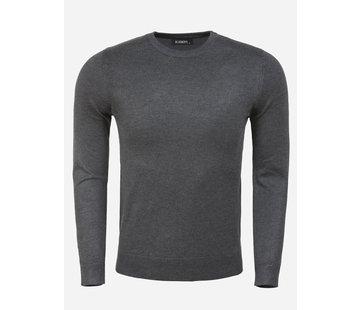 Blueberyl Sweater BK216-8 Anthracite