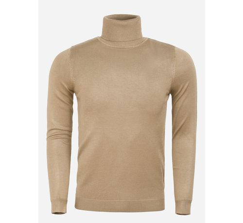Blueberyl Sweater BK776-6 Camel
