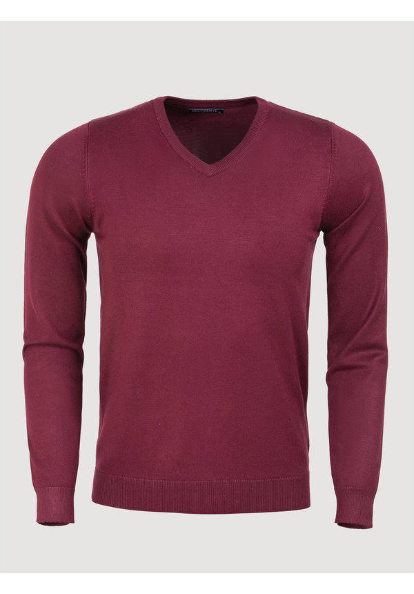 Sweater BK217-31 Dark Red