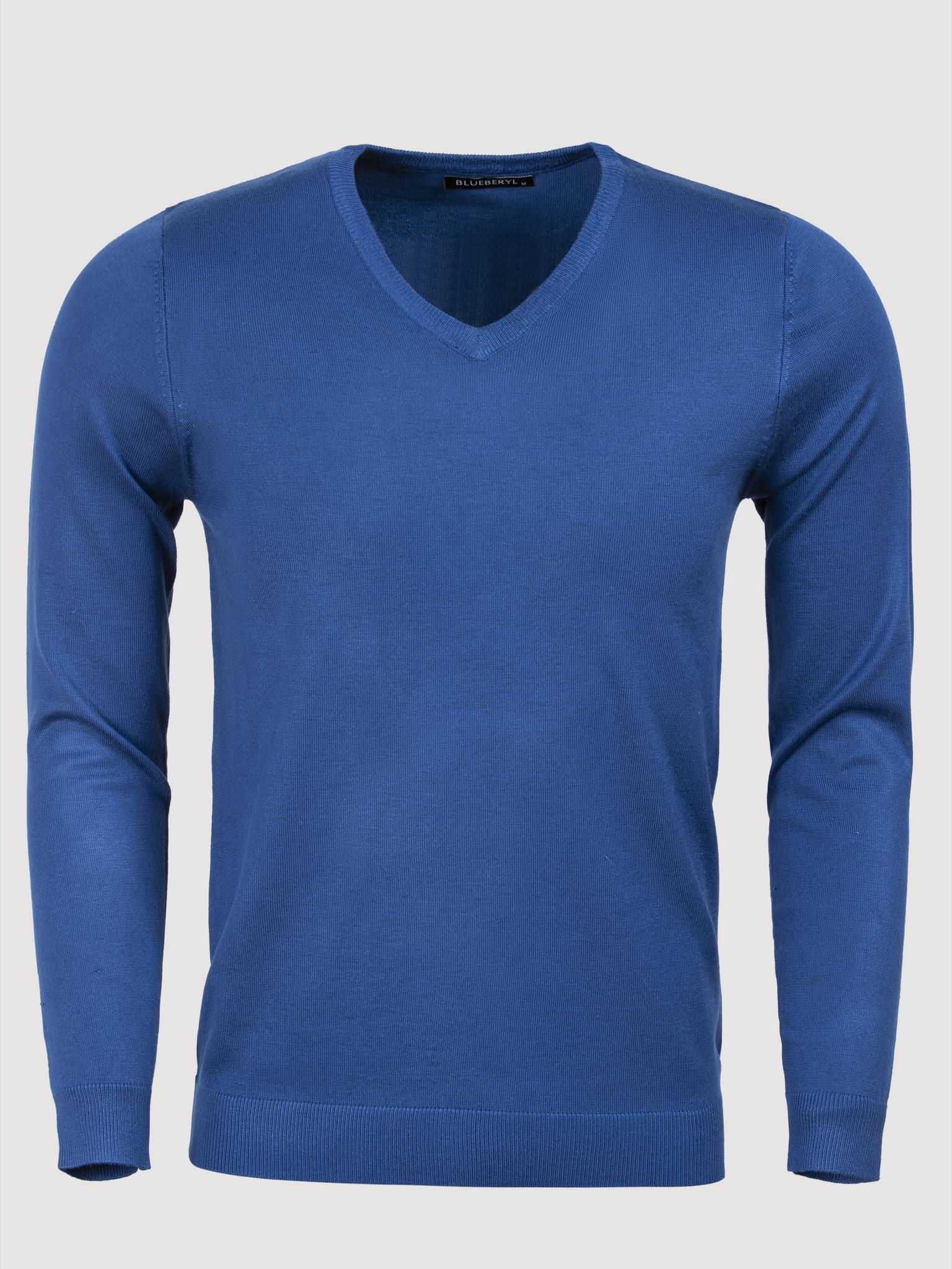 Blueberyl Sweater BK21 Maat: 2XL