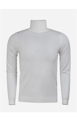 Blueberyl Sweater BK776-22 White