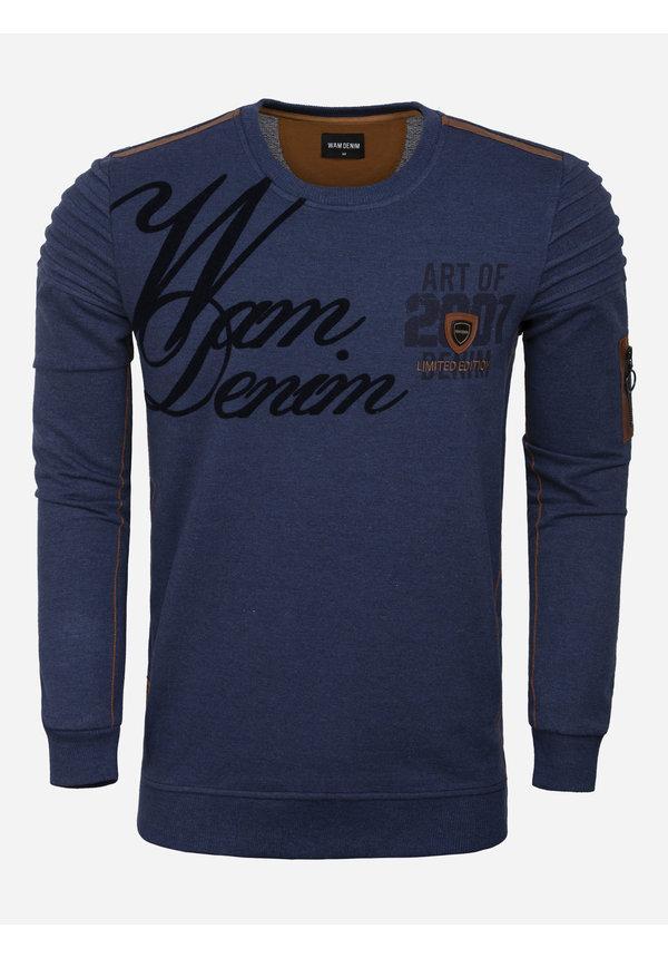 Sweater 76269 Buffalo Navy