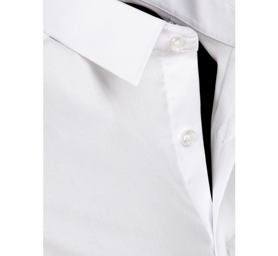 Overhemd Lange Mouw 75647 Canico White