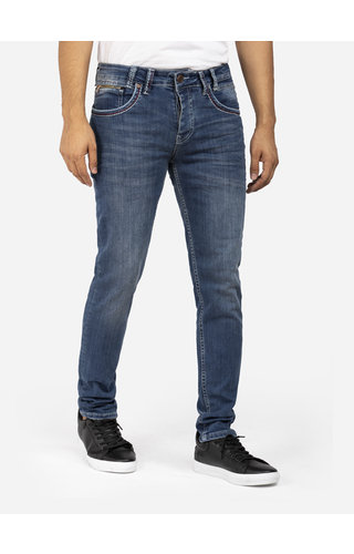 Wam Denim Jeans 72251 Loris Navy L32