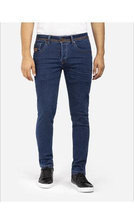 Wam Denim Jeans Cosimo Light Navy