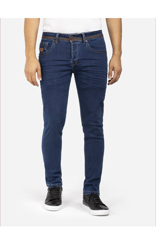 Wam Denim Jeans 72248 Cosimo Light Navy