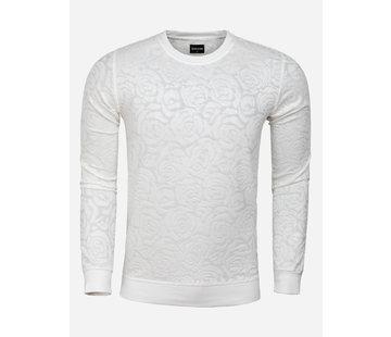 Wam Denim Sweater 76281 St. Petersburg Off White
