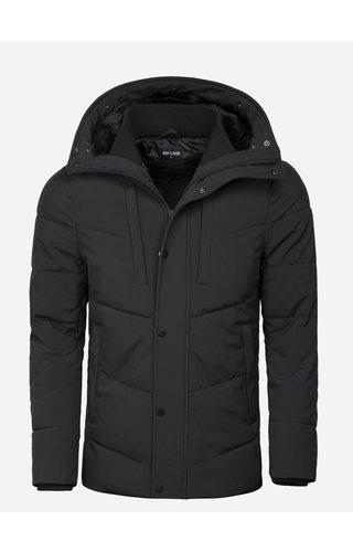 Wam Denim Winter Coat 71237 Black