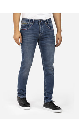 Wam Denim Jeans 72251 Loris Navy L34