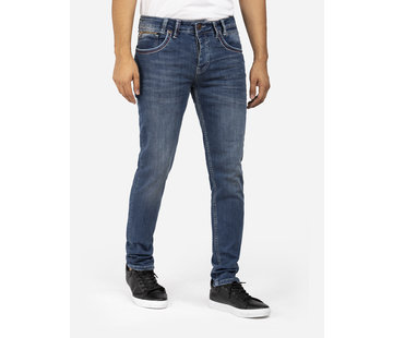 Wam Denim Jeans 72251 Loris Navy L34