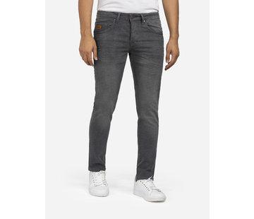 Wam Denim Jeans 72221 Ikhil Anthracite L32