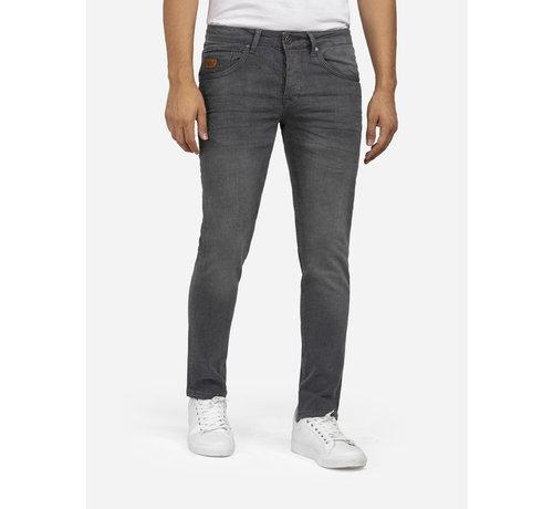 Wam Denim Jeans 72221 Ikhil Anthracite L34