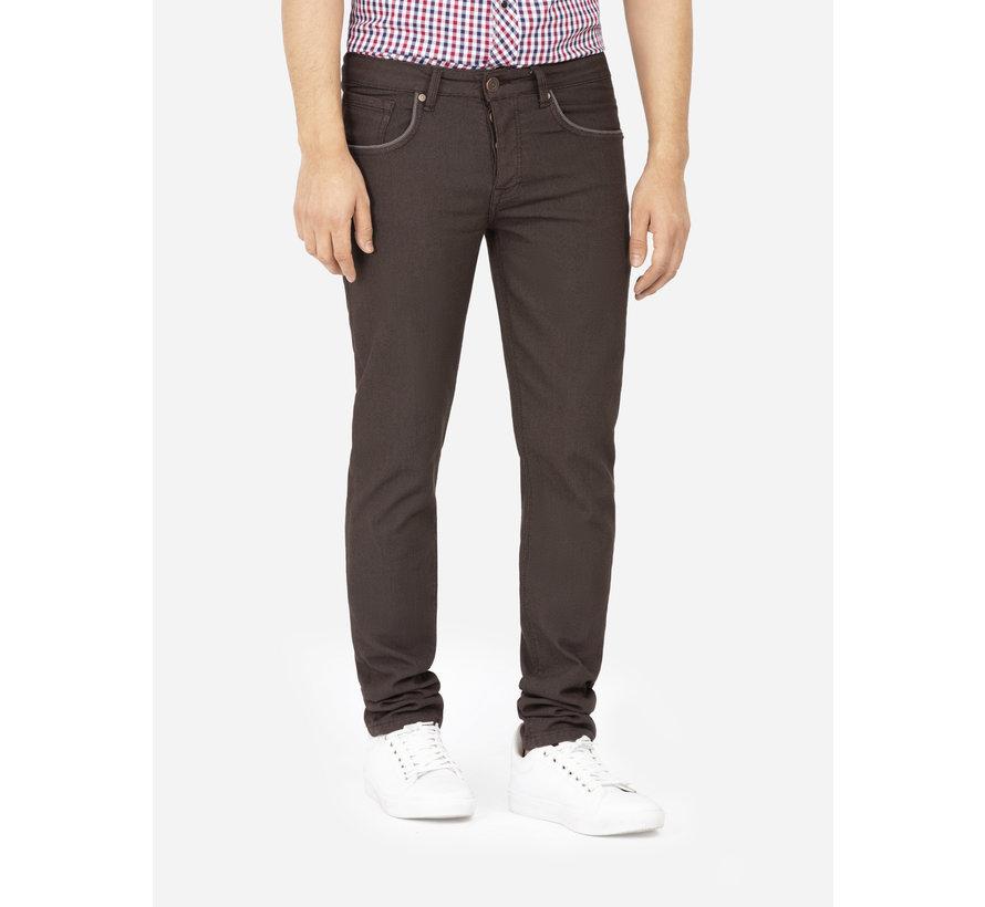 Jeans 72038 Brown L32