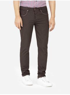Wam Denim Jeans 72038 Rosario  Brown L34