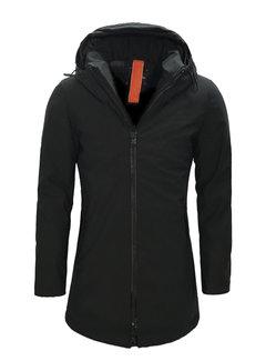 Warren Webber Winter Coat WW891APM Black