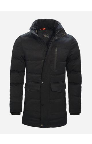 Winter Coat RY-010 Black