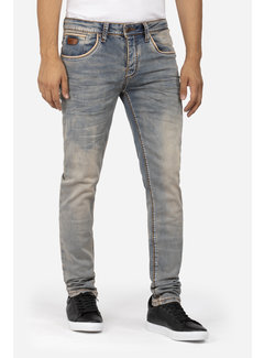 Wam Denim Jeans 72253 Dino Light Navy L34