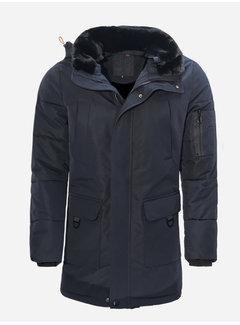 Arya Boy Winter Coat 5851 Blue