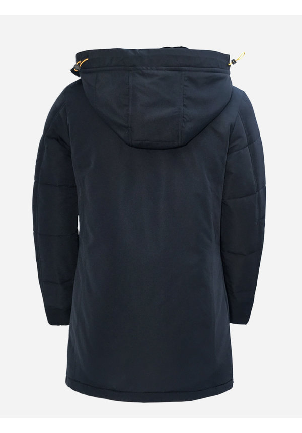 Winterjas 5851 Blue