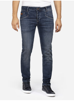 Wam Denim Jeans 72250 Luca Navy L34
