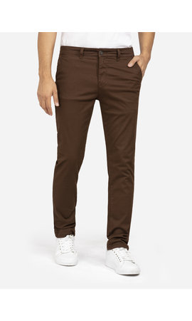 Wam Denim Chino 72252 Gino Brown
