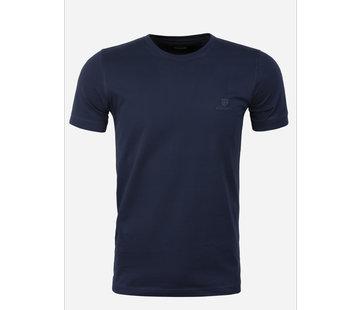 Wam Denim T-Shirt 79497 Rochester Navy