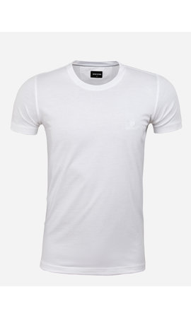 Wam Denim T-Shirt Rochester White