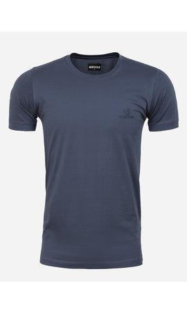 Wam Denim T-Shirt Rochester Anthracite