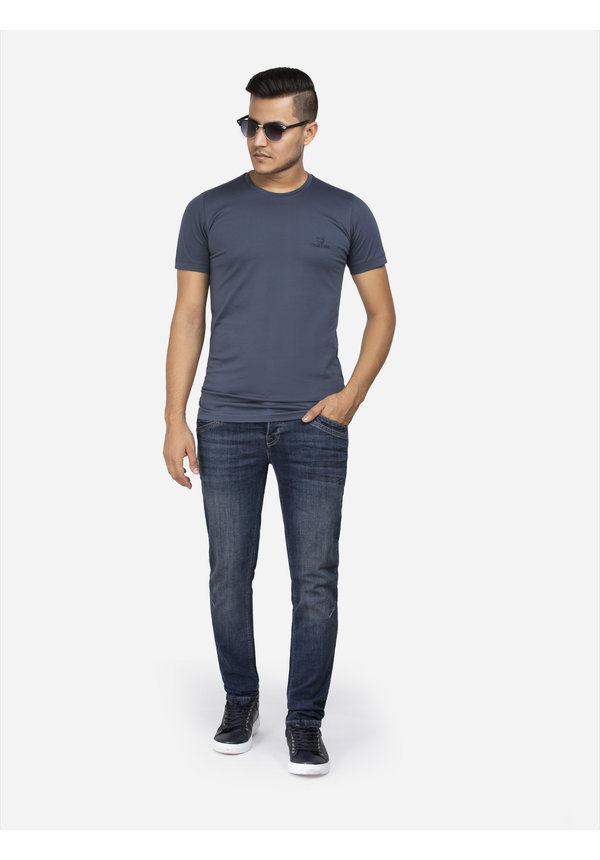 T-Shirt 79497 Rochester Anthracite