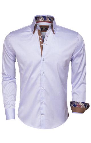 Wam Denim Overhemd Lange Mouw 75200 Light Blue
