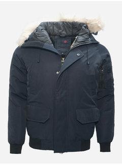Arya Boy Winter Coat 1803 Blue