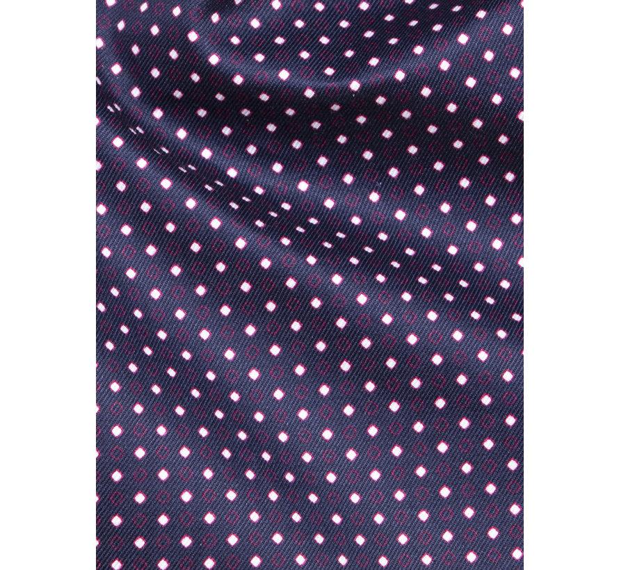 Overhemd Lange Mouw 75640 Albufeira Navy