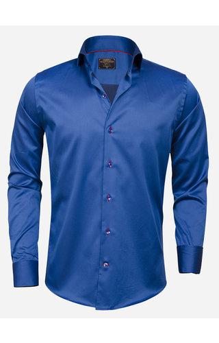 Wam Denim Overhemd Lange Mouw 75231 Teal