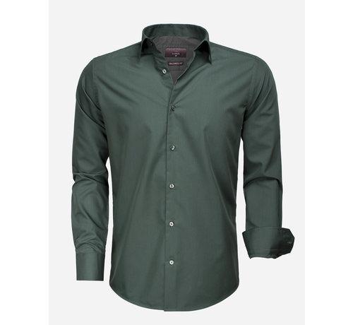 Gaznawi Overhemd Lange Mouw 65008 Green