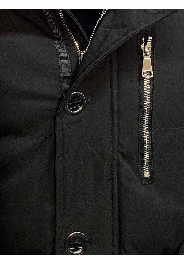 Winter Coat FD832-1 Black