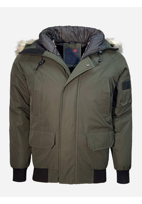 Winterjas 1803 Green