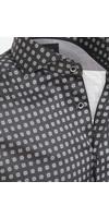 Overhemd Lange Mouw 75639 Barreiro Black